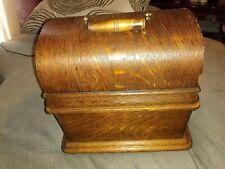 Edison Standard Model C phonograph serial # 609619 exc vtg antique cond 1905