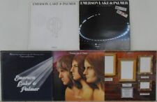 Emerson Lake & Palmer Vinyl Bundle Sammlung 5x LP: Welcome Back.../ Trilogy /...