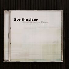 SYNTHESIZER - GREAT SYNTHESIZER THEMES  - CD