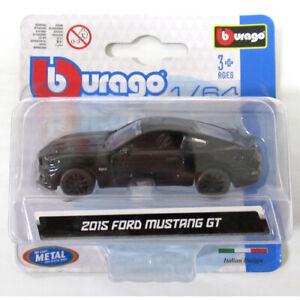 Bburago Die Cast 2015 Ford Mustang GT #59044 Bburago