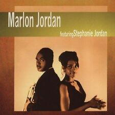 FREE US SHIP. on ANY 3+ CDs! NEW CD Marlon Jordan: You Don't Know What Love Is