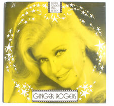 SEALED GINGER ROGERS: Self Titled LP Silver Screen Star Series CC 100/21