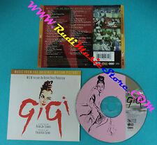 CD Gigi(Original Motion Picture Soundtrack)REISSUE 8122 71962-2 EU 1996(OST1)