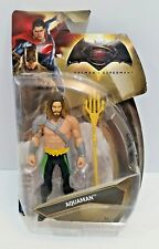 "DC Batman vs Superman - AQUAMAN 6"" Action Figure w/ Yellow Trident Variant"