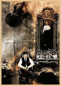 "Reproduction Alternate ""Stuart Sutcliffe - 5th Beatle"" Poster, Rock, Size A2"
