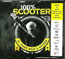 Scooter-100% Scooter (25 Years Wild And Wicked)PL [Sealed/Folia]