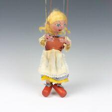 Pelham Puppet - SS Goldilocks Girl Marionette - Unusual!