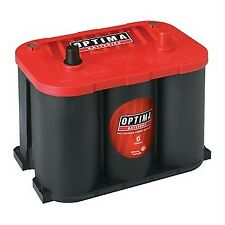 OPTIMA 34R RED TOP BATTERY 12 VOLT AGM 800CCA HIGH PERFORMANCE START STARTING