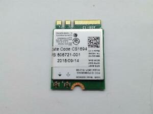 HP EliteBook 840 G3 Wireless Wifi Card With Bluetooth 806721-001 Used