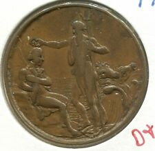 Conder Token - 1797 Hampshire 1/2 Penny - Portsmouth - D&H # 64 - Lot # 431