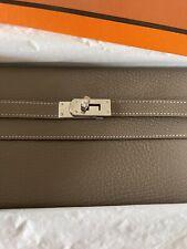 Hermes Kelly billetera larga