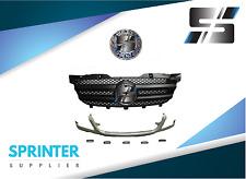 fits Mercedes Sprinter Dodge Sprinter Freightliner Sprinter GRILLE + Trim w/Star