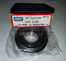 SKF 6203-2ZJEM 17X40X12MM Deep Groove Ball Bearing - Spinner