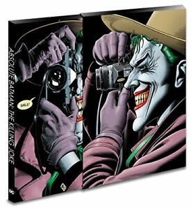Absolute Batman: The Killing Joke: 30th Anniversary Edition by Moore New*.