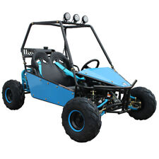 New Massimo Go Kart 125cc GKM-125 Automatic Transmission w/Reverse in Blue