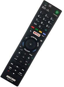 Ersatz Fernbedienung passend für Sony TV RMT-TX100D | RMT TX100D