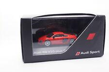 #5011518422 - Herpa Audi r8 v10 plus Coupé-Dynamite-Rouge - 2015 - 1:87
