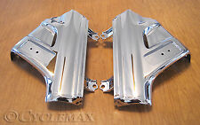 GOLDWING GL1800 CHROME FRONT FENDER COVERS / AIRBAG MODELS ONLY (CM1030)