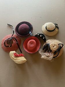 vintage doll hats for smaller size dolls. Ginny, Betsy, Revlon