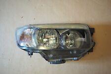 JDM RHD Subaru Forester SG5 SG9 2005-08 Black HID Headlight RIGHT