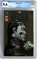 S079. NEGAN LIVES! #1 by Image Comics CGC 9.6 NM+ (2020) SILVER FOIL EDITION