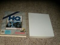 Command H.Q. 3.5 inch PC Game Box only - No Game or disks