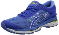 NEW ASICS Running Shoes LADY GEL-KAYANO24 TJG758 Blue Purple With Tracking