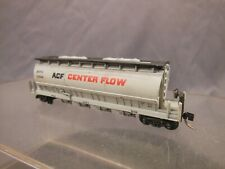 N SCALE ACF CENTER FLOW HOPPER W/KNUCKLES