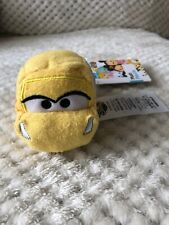 The Disney Store Tsum Tsum Mini Soft Toy Plush Cars Cruz Ramirez BNWT Pixar