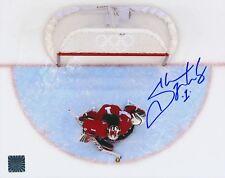 Shannon Szabados Autographed Signed Canada 2014 Sochi Olympic 8x10 Photo w/COA