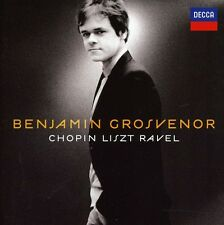 Benjamin Grosvenor Plays Chopin Liszt & Ravel - Benjamin Grosve (2011, CD NIEUW)