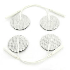 NeuroTrac 30mm Re-Usable Electrodes x 4 TENS Pads