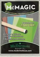 Mcdermott McMagic Shaft Conditioner Brand New Free Shipping Free LePro Tips