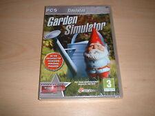 Garden SIMULATOR GIOCO EXTRA ~ GIOCO PER PC CD-ROM PC NUOVO SIGILLATO