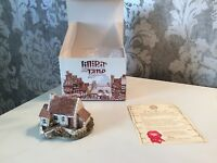 "Lilliput Lane ""Inglewood"" Cottage With Box And Deeds"