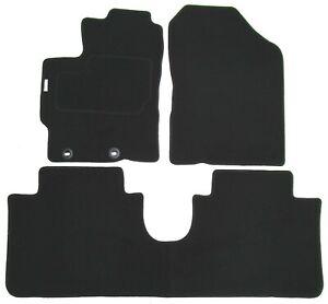 passend für Toyota Yaris III Fußmatten Autofußmatten Autoteppiche ab 2010-  osov