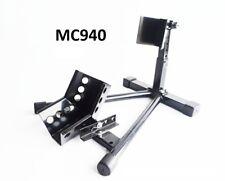Motorcycle adjustable parking wheel stand  Wheel chock motorbike stand (MC940)