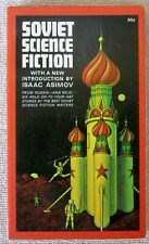 Soviet Science Fiction Pb 4th Collier - Strugatsky