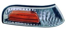 Parking / Side Marker Light Assembly Right Maxzone fits 1998 Ford Crown Victoria