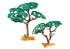 PLAYMOBIL #6475 AFRICAN TREES ADD ON SET BRAND NEW