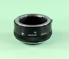 Nikon Extension Ring M for Micro-Nikkor 3.5/55 mm