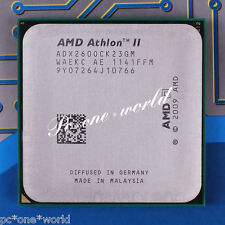 100% OK ADX260OCK23GM AMD Athlon II X2 260 3.2 GHz Dual-Core Processor CPU