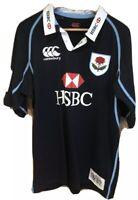 Canterbury NSW Waratahs Australia South Africa Super Rugby 1937 Jersey - Large