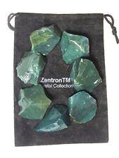 Rough Green Jasper Stones 1/2 lb Lot Zentron™ Crystals