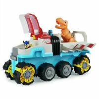 PAW Patrol Dino Rescue Motorised Dino Patroller Team Vehicle NEW_UK