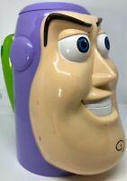 Disney On Ice Pixar Toy Story Buzz Lightyear Vintage Mug Stein 14oz 1998