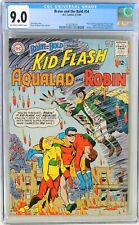 D144 BRAVE AND THE BOLD #54 CGC 9.0 VF/NM 1964 Origin & 1st app. The TEEN TITANS
