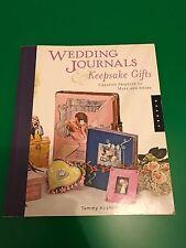 Wedding Journals & Keepsake: Creative Memories Creative Projects to Make + Share