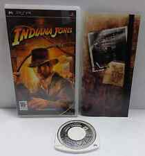 Game Gioco UMD Sony Playstation PSP ITALIANO INDIANA JONES E IL BASTONE DEI RE
