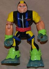 "6"" Hydro Team Gil Gripper Rescue Heroes Action Figures Figurine Toys 2002 Mattel"
